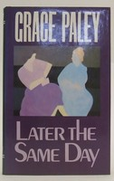 Paley, Grace - Later The Same Day - 9780860687016 - KOC0024744