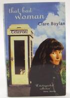 Boylan, Clare - That Bad Woman - 9780316875141 - KOC0024828