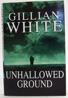 White, Gillian - Unhallowed Ground - 9780593041741 - KOC0025104