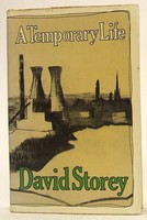 Storey, David - A Temporary Life - 9780713905052 - KOC0025130