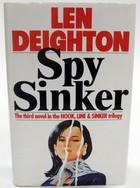 Deighton, Len - Spy Sinker - 9780091743208 - KOC0025141