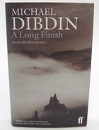 Dibdin, Michael - A Long Finish (Aurelio Zen Mystery) - 9780571193417 - KOC0025158