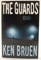 Bruen, Ken - The Guards (Jack Taylor) - 9780312303556 - KOC0026101