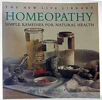 Hayfield, Robin. - THE NEW LIFE LIBRARY HOMEOPATHY SIMPLE REMEDIES FOR NATURAL HEALTH. - 9781840813869 - KOC0026848