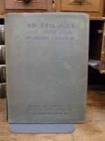 Seumas O'Sullivan - An Epiligue and Other Poems -  - KON0806132