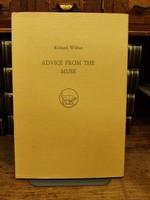 Richard Wilbur - Advice From The Muse - B001KKLYQI - KON0816271