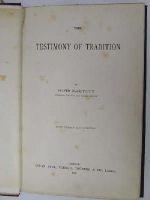 David MacRitchie - The Testimony of Tradition -  - KON0821625
