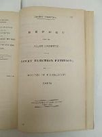 Select Committee - [Report from the Select Committee on the Newry Election Petition; with the Minutes of Proceedings (1853)] -  - KON0822987