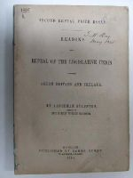 Michael Staunton - Reasons for a Repeal of the Legislative Union between Great Britain and Ireland (Repeal prize essays) -  - KON0823853