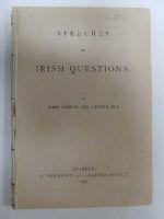 John George MacCarthy - Speeches on Irish Questions -  - KON0823854
