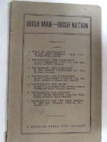 - Irish Man - Irish Nation: Lectures on Some Aspects of Irish Nationality Delivered before the Columban League, Maynooth, During 1946 -  - KON0823919