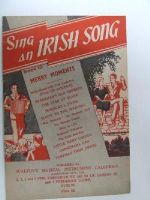 - Sing an Irish Song, Book 10 Merry Moments -  - KON0823957