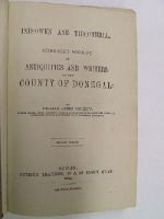 William James Doherty - Inis-Owen and Tirconnell: Being Some Account of Antiquities and Writers of the County of Donegal -  - KON0824187