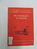 Maurice James Craig - The Personality of Leinster (Irish Life and Culture VII) -  - KON0824189