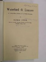 Patrick Power - Waterford & Lismore. A Compendious History of the United Dioceses (With plates and maps) -  - KON0824208
