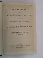 Madden, Daniel Owen - The Speeches Of The Right Hon. Henry Grattan; To Which Is Added His Letter On The Union With A Commentary On His Career And Character -  - KON0824258