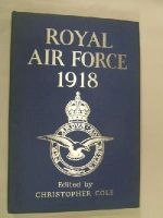 Christopher Cole (Editor) - Royal Air Force 1918 -  - KON0826252