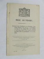 British Parliamentary Papers - Irish Boundary. Extracts from Parliamentary Debates, Command Papers, etc. relevant to Questions arising out of Article XII of the Articles of Agreement for a Treaty Between Great B -  - KON0826795