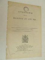 British Parliamentary Papers - Intercourse between Bolshevism and Sinn Fein. Cmd. 1326 -  - KON0826809
