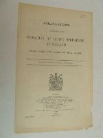 British Parliamentary Papers - Arrangement Governing the Cessation of Active Operations in Ireland which came into Force on July 11, 1921. Cmd. 1534 -  - KON0826812