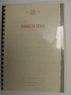 - Planning for the Past: An Urban and Rural Protection Strategy -  - KRA0005598