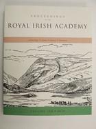 Kelly, James & Ó Carragáin, Tomás - Proceedings of the Royal Irish Academy Volume 118, 2018 -  - KRA0005639
