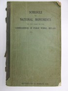 - Schedule of National Monuments in the Care of the Commissioners of Public Works Ireland -  - KRA0005682