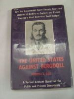 Dell, Roberta E. - The United States Against Bergdoll -  - KRF0041042
