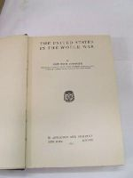 McMaster, John Bach - THE UNITED STATES IN THE WORLD WAR (WW I) -  - KRF0041092