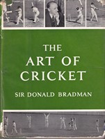 Bradman, Sir Donald - The Art of Cricket -  - KSG0012486