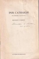 Ó Cíobháin, Breandán - Inis Cathaigh: Stair, Béoloideas, Logainmneacha -  - KSG0013938