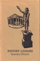 Deane, Seamus - History Lessons -  - KSG0013955
