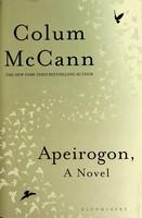 McCann, Colum - Apeirogon - 9781526607904 - KSG0023172