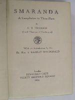 C.B. Thomson - Samranda A Compilation in Three Parts -  - KST0001202