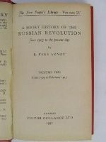 George Vernadsky - A History Of Russia -  - KST0001208
