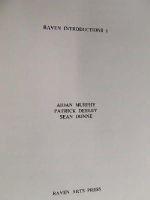Aidan Murphy; Sean Dunne; Patrick Deeley - Raven Introductions 1 -  - KST0006423