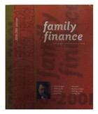 Rapple, Colm - Family Finance: 2000- 2001 Edition - 9780953004232 - KST0011639