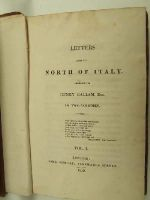 As addressed to Henry Hallam - Letters From The North Of Italy -  - KTJ0003685