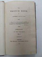 [Washington Irving] - The Sketch Book of Geoffrey Crayon -  - KTJ0004785