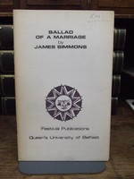 James Simmons - Ballad Of A Marriage -  - KTJ0009190