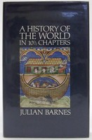 Barnes, Julian - A History Of The World In 10 1/2 Chapters (Vintage Past) - 9780224026697 - KTJ0050141