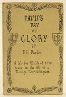 D. H, Barber - David's Day of Glory -  - KTJ0050153
