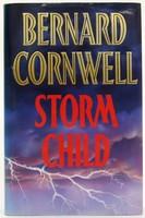 Cornwell, Bernard - Stormchild - 9780718134051 - KTJ0050161