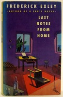 Exley, Frederick - Last Notes from Home - 9780670832552 - KTJ0050183