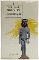 Golding, William - The Paper Men - 9780571132065 - KTJ0050201