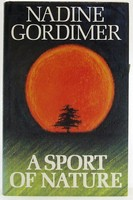 Gordimer, Nadine - A Sport of Nature - 9780224024471 - KTJ0050203