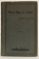 Jerome K. Jerome - Three Men In A Boat (To Say Nothing Of The Dog) -  - KTJ0050220