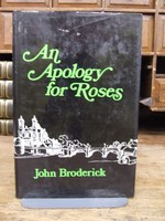 Broderick, John - Apology for Roses - 9780714508986 - KTK0094167