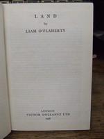 Liam O'Flaherty - Land -  - KTK0094200