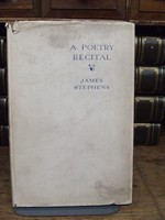 James Stephens - A Poetry Recital -  - KTK0094254